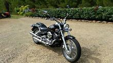 VStar XVS650 Custom Cruiser-Showroom condition & learner approved Gumeracha Adelaide Hills Preview