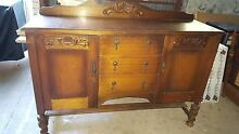 Antique Jacobean sideboard Kings Park Brimbank Area Preview