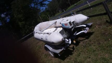 ZODIAC RIB INFLATABLE 3.4m Meldale Caboolture Area Preview