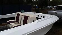 Boat Motor and Trailer unfinished project Mount Annan Camden Area Preview