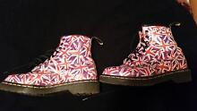 New condition collectible Doc Martens Union Jack Kambah Tuggeranong Preview