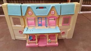 Dolls House + Furniture Whyalla Whyalla Area Preview