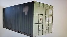 STORAGE SHIPPING CONTAINER TO RENT Stuart Townsville City Preview