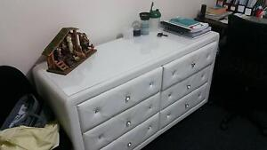 Nice and shiny white cabinet in a bedroom! Negotiable. Bidwill Blacktown Area Preview