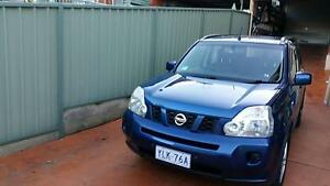 2009 Nissan X-trail Wagon T31 5 door  CVT 6 speed  4 x 4  2.5 i Farrer Woden Valley Preview