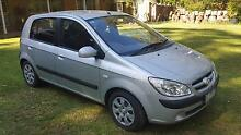 2006 Hyundai Getz 5 Door Hatchback Selby Yarra Ranges Preview