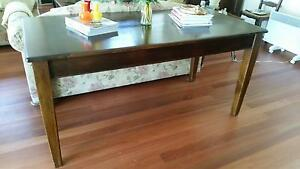 solid wood dining table Mosman Mosman Area Preview