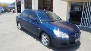 2006 Mitsubishi Lancer Sedan Coopers Plains Brisbane South West Preview