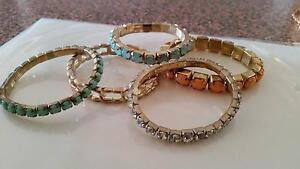 Lots of Costume Jewellery Bangles, #1 Never worn Rutherford Maitland Area Preview