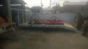 Used bever tail truck tray approx. 16ft Kyogle Kyogle Area Preview