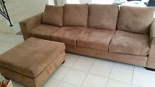 4 seater L shaped couch with chaise & 2 seater couch Sans Souci Rockdale Area Preview