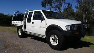 1998 Holden Rodeo Ute Albury Albury Area Preview