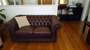 Chesterfield Sofa 2.5 Seater New Farm Brisbane North East Preview