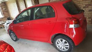 2010 Toyota Yaris Hatchback Brushgrove Clarence Valley Preview