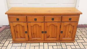 CLASSIC SOLID WOOD BUFFET, GC! Greenslopes Brisbane South West Preview