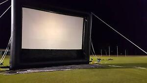 Outdoor Cinema screens and equipment Piccadilly Kalgoorlie Area Preview
