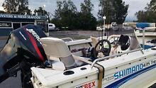 Quintrex topender Coffs Harbour 2450 Coffs Harbour City Preview