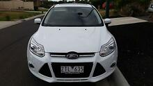 2013 Ford Focus Titanium Sedan Tarneit Wyndham Area Preview