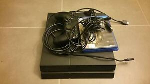 1TB PS4 Console + 2 Games Bellbird Park Ipswich City Preview