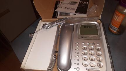 Phone uniden fp204