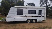2008 Windsor Genesis 21ft with queen bed and bunks Bendigo 3550 Bendigo City Preview