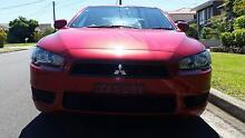 2010 Mitsubishi Lancer Sedan Smithfield Parramatta Area Preview