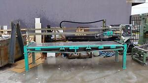 IMER COMBI 3000 Bridge Saw Wet Cut Moorabbin Kingston Area Preview