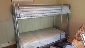 Bunk bed with mattresses excellent condition Noojee Baw Baw Area Preview