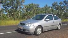 2002 Holden Astra Hatchback in Darwin Darwin CBD Darwin City Preview