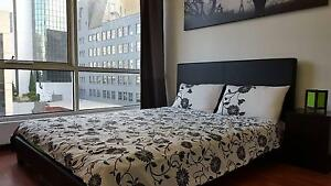 Furnished Apartment with Style, Space and Natural Light Melbourne CBD Melbourne City Preview