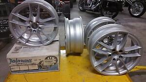 SUIT MANY CARS 18 X 7 Tempest alloy mag wheels BRAND NEW SET Edwardstown Marion Area Preview