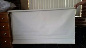 Roller Blind (two available) Abbotsbury Fairfield Area Preview