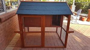 as new pet cage large chicken coop rabbit hutch house run walk in Winthrop Melville Area Preview