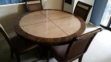 FAR PAVILLIONS DINING TABLE AND CHAIRS Kuraby Brisbane South West Preview