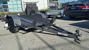 6x4 Motorbike Trailer - 3 Bike Narre Warren Casey Area Preview