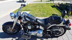 2012 Harley Davidson Fat Boy cruiser Balga Stirling Area Preview