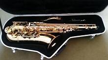 Tenor Saxophone - Trevor J. James Annerley Brisbane South West Preview