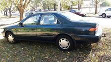 1998 Toyota Camry Sedan City North Canberra Preview