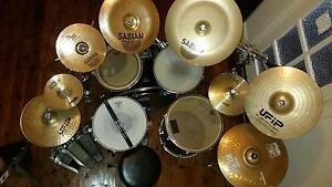 Pearl Export Drum Kit Woy Woy Gosford Area Preview