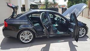 2009 BMW 330D M SPORT STEPTRONIC E90 SERIES MY09 Smithfield Parramatta Area Preview