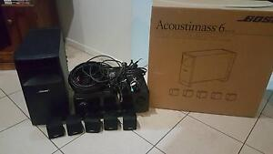 BOSE 'ACOUSTIMASS 6' HOME THEATER SYSTEM Ningi Caboolture Area Preview