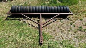 Rubber tyred roller Cargo Cabonne Area Preview