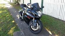 BLACK K6 SUZUKI GSXR 1000 Fairfield Brisbane South West Preview