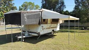 Jayco Swan 2006 in great condition ready for Christmas Golden Beach Caloundra Area Preview