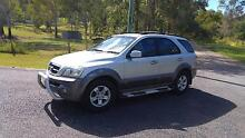 2006 Kia Sorento  4x4 fully optioned prado pajero rav 4 runner Kilcoy Somerset Area Preview