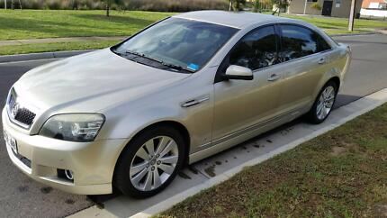 2006 Holden Caprice WM 6 speed auto V8 Royal Park Charles Sturt Area Preview