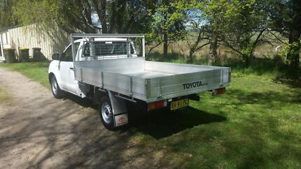 2008 Toyota Hilux Ute Lithgow Lithgow Area Preview