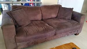 Couch 2.5 and 3 seater Flagstaff Hill Morphett Vale Area Preview
