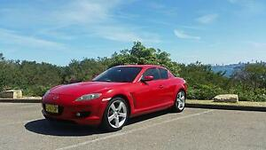 2005 Mazda RX-8 Coupe Coogee Eastern Suburbs Preview