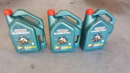 Castrol Magnatec 10W40 5L (3 bottles available)